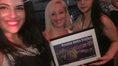"""Festival """"Genova Porto antico"""", premiate le vibonesi Pamela e Elisea (VIDEO)"""