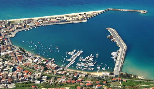 Porto di Vibo Marina, lo scalo dentro l'Autorità portuale: tutti i cambiamenti
