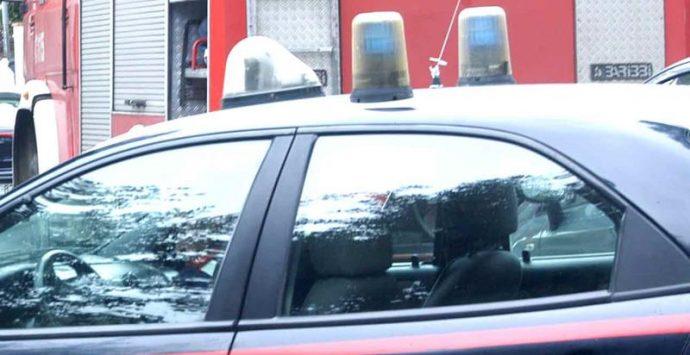 Incidente a San Nicolò di Ricadi, rimane ferito dopo la rottura dei freni dell'auto