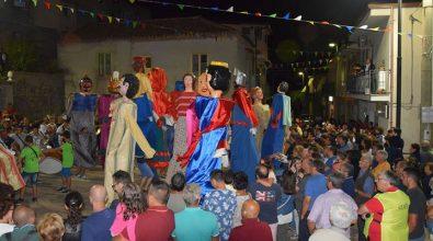 Cultura calabrese: terzo raduno dei giganti a Comerconi