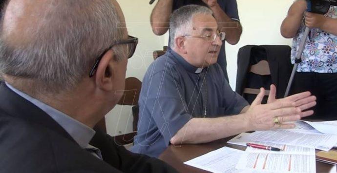 Scontro diocesi-fondazione a Mileto, il vescovo Renzo apre alla conciliazione (VIDEO)