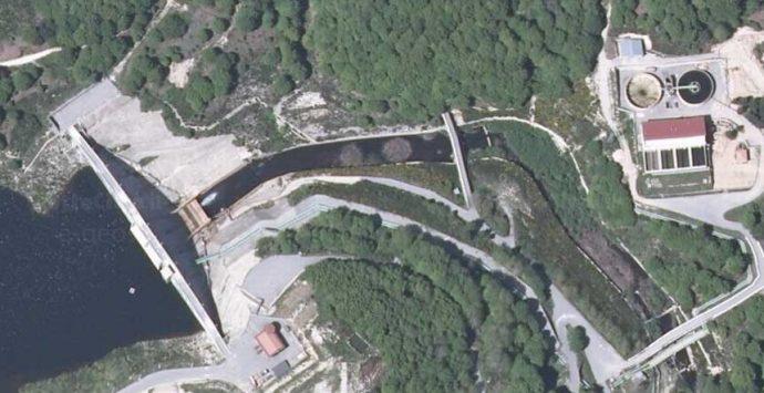Collaudo definitivo per la diga sull'Alaco