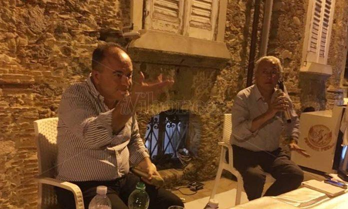 Nicola Gratteri e Alberto Romagnoli