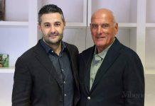 Stefano Mandarano e Pietro Melia
