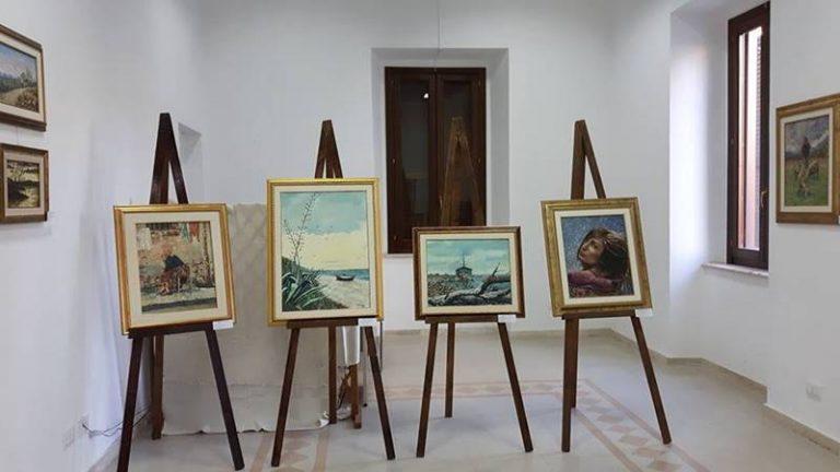 """""""Percorsi espressivi"""", l'arte di Mimmo Corrado sbarca in Calabria"""