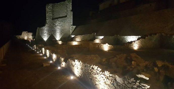 Mongiana s'illumina di storia: pronte le luci scenografiche delle Reali Fonderie