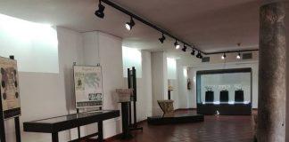 La prima sala del Museo di Mileto