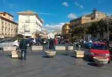 Piazza della Repubblica a Pizzo