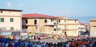 L'ultima edizione dei giochi di quartiere a San Calogero