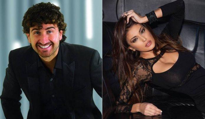 Alessandro Siani e Cristina Buccino