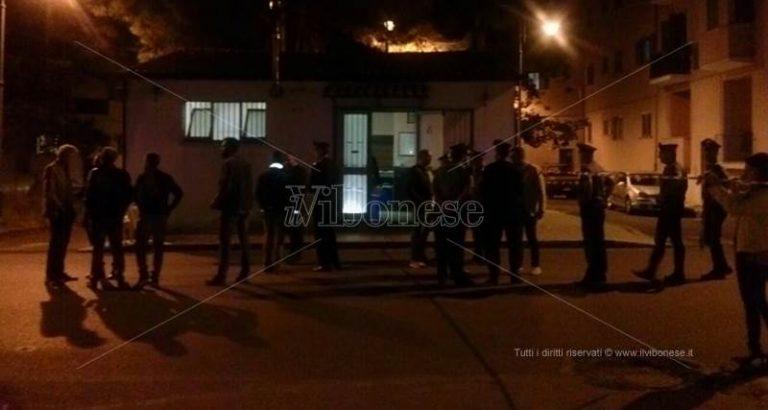 Vibo Valentia: colpi di pistola esplosi all'indirizzo di un bar