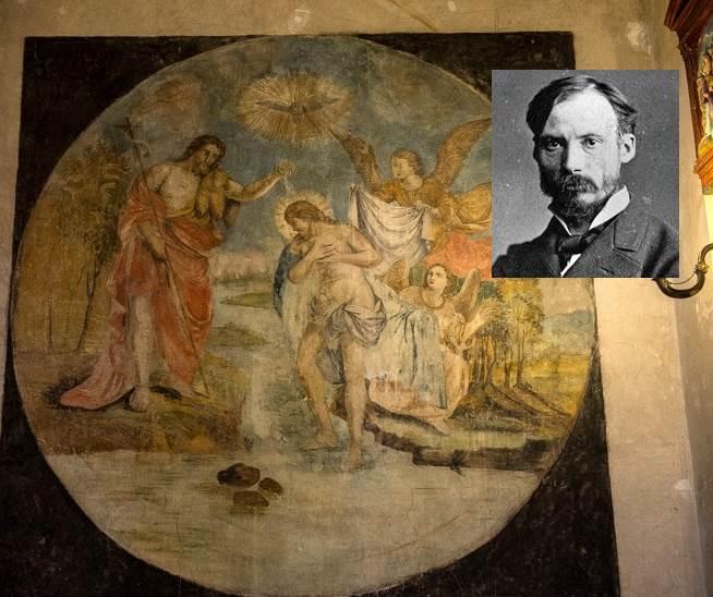 A Capistrano Jacques Renoir, nipote del maestro francese dell'Impressionismo