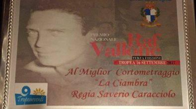 Premio nazionale Raf Vallone a Tropea, un grande successo