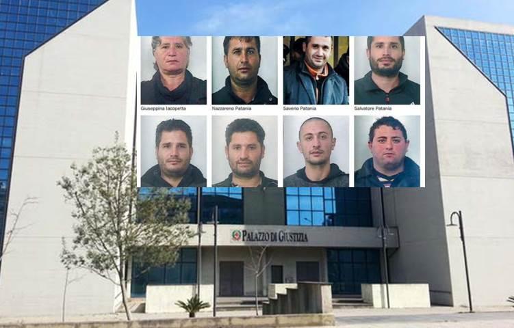 """'Ndrangheta: """"Romanzo criminale"""", ecco i motivi della sentenza contro il clan Patania"""