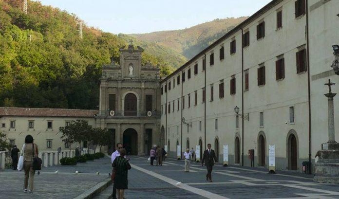 Paola, santuario San Francesco