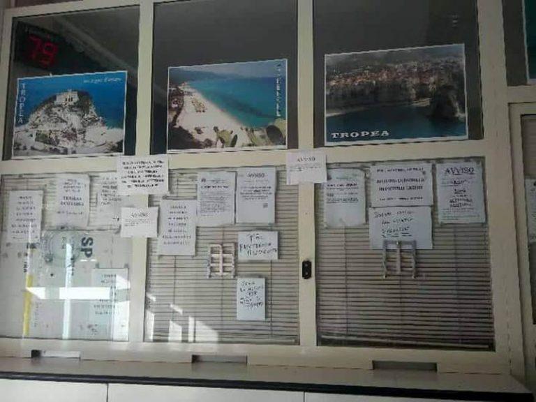 Ospedale di Tropea, ufficio ticket chiuso senza preavviso e utenti infuriati