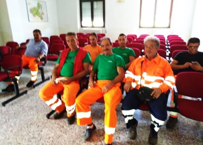 Mileto, operai della ditta Muraca in sciopero per il mancato pagamento degli stipendi