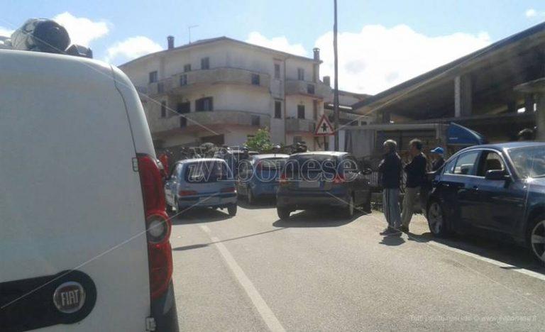 Scontro nelle Preserre: Nicola Ciconte trasferito dall'ospedale di Catanzaro a Messina