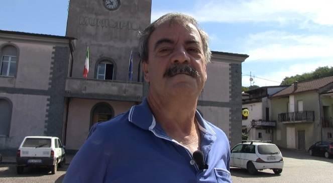 Cosmo Tassone, sindaco di Brognaturo