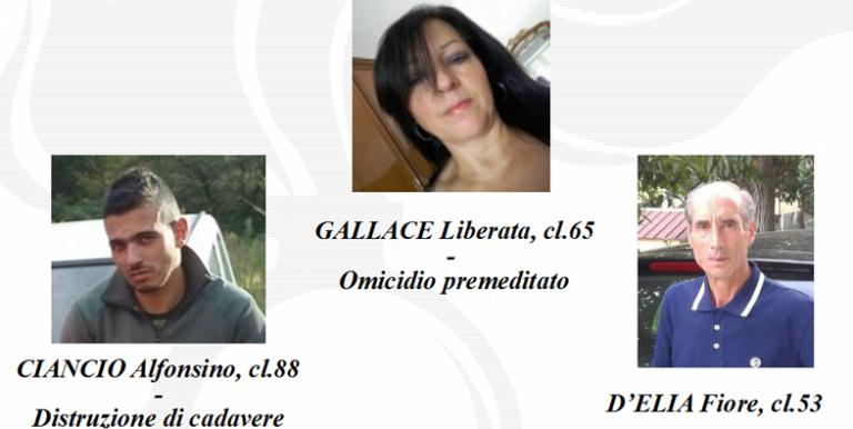 Omicidio Cricri nel Vibonese: imputato condannato a 30 anni