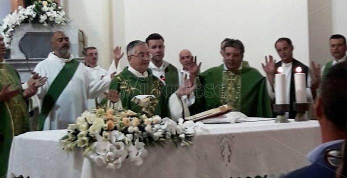Paravati accoglie il suo nuovo parroco, don Domenico Muscari si presenta alla comunità