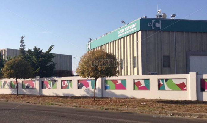 La sede di LaC Tv a Vibo