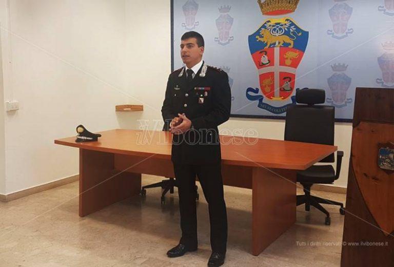 Serra San Bruno, si insedia il nuovo comandante dei carabinieri (VIDEO)