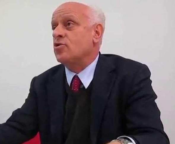 L'ex consigliere regionale Pietro Giamborino