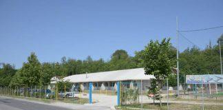 L'impianto sportivo di Serra San Bruno