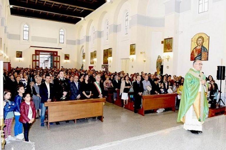 San Costantino Calabro: don Francesco Sicari insediatosi alla guida della parrocchia
