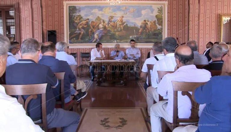 Provincia, Ettore Rosato a Filadelfia: «Stato e Regione facciano uno sforzo comune» (VIDEO)