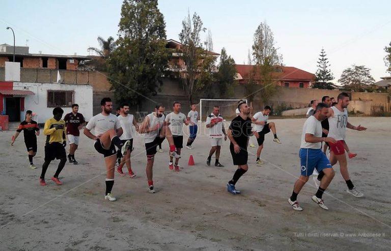 Prima categoria, ritorno al passato per il San Calogero calcio