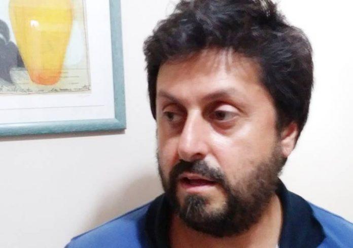 Il coordinatore di Mdp Vibo Sergio Barbuto