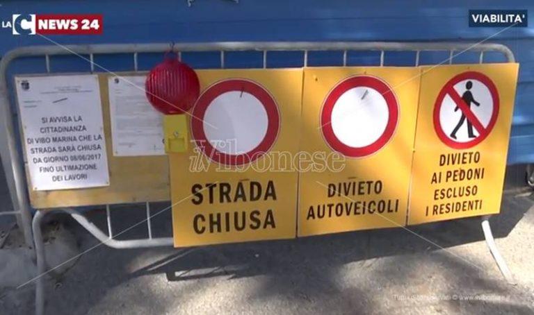 Sottopasso a Vibo Marina, l'assessore rassicura: «I lavori ripartiranno a breve» (VIDEO)