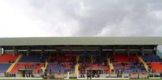 Lo stadio Luigi Razza