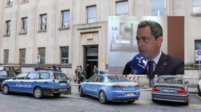 Intimidazione a Vibo all'avvocato Marco Talarico: busta con proiettile