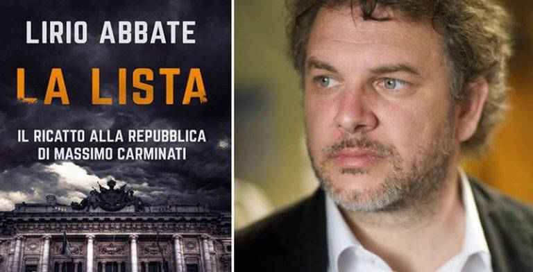 Festival Leggere & Scrivere: Lirio Abbate ha presentato il libro su Massimo Carminati