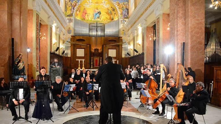 """Mileto: grande successo in cattedrale per l'oratorio sacro """"Natuzza. Canto alla bellezza"""""""