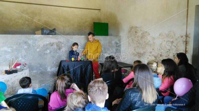 L'iniziativa al Parco archeologico di Mileto