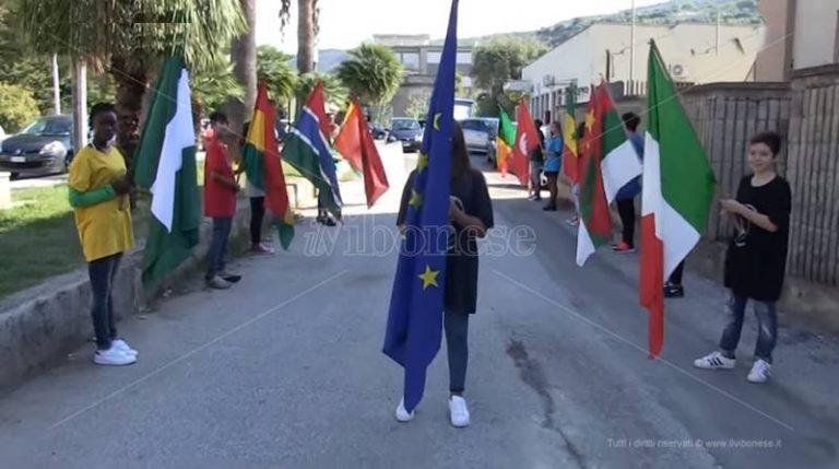 Al via l'anno scolastico al Vespucci di Vibo Marina (VIDEO)