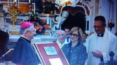 """Festa del Rosario a Vibo, l'omaggio """"Mater Admirabilis"""" alla mamma di Francesco Prestia Lamberti"""