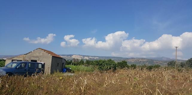 """Il terreno in località """"Margherita"""" a Nicotera Marina"""