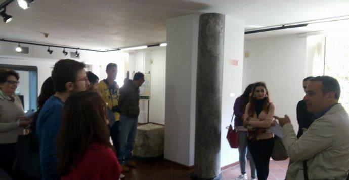 Mileto, l'Associazione nazionale archeologi nei luoghi dell'antica capitale normanna