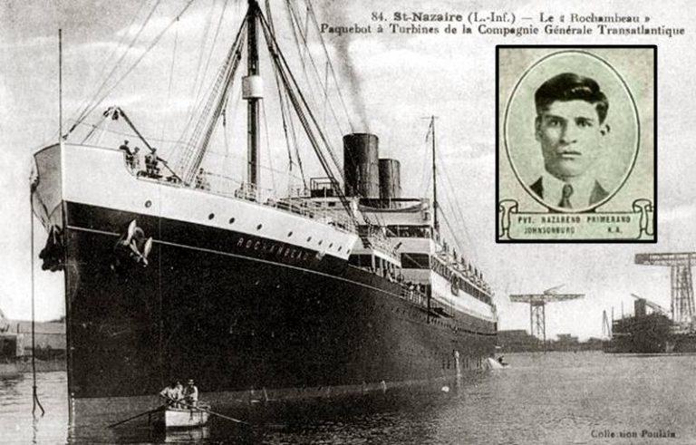 """Nazareno Primerano, il """"sogno americano"""" mancato di un emigrante calabrese"""