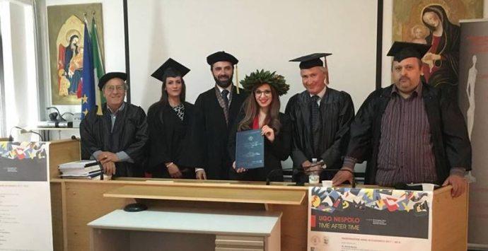 """Stefanaconi, l'Accademia """"Fidia"""" proclama nuovi laureati in Belle arti"""