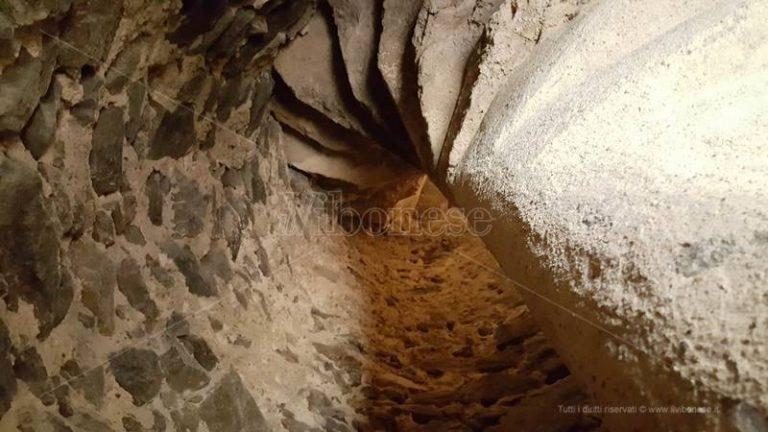 Pizzo, il fantasma di Murat si prepara ad accogliere i turisti nei sotterranei del castello (VIDEO)