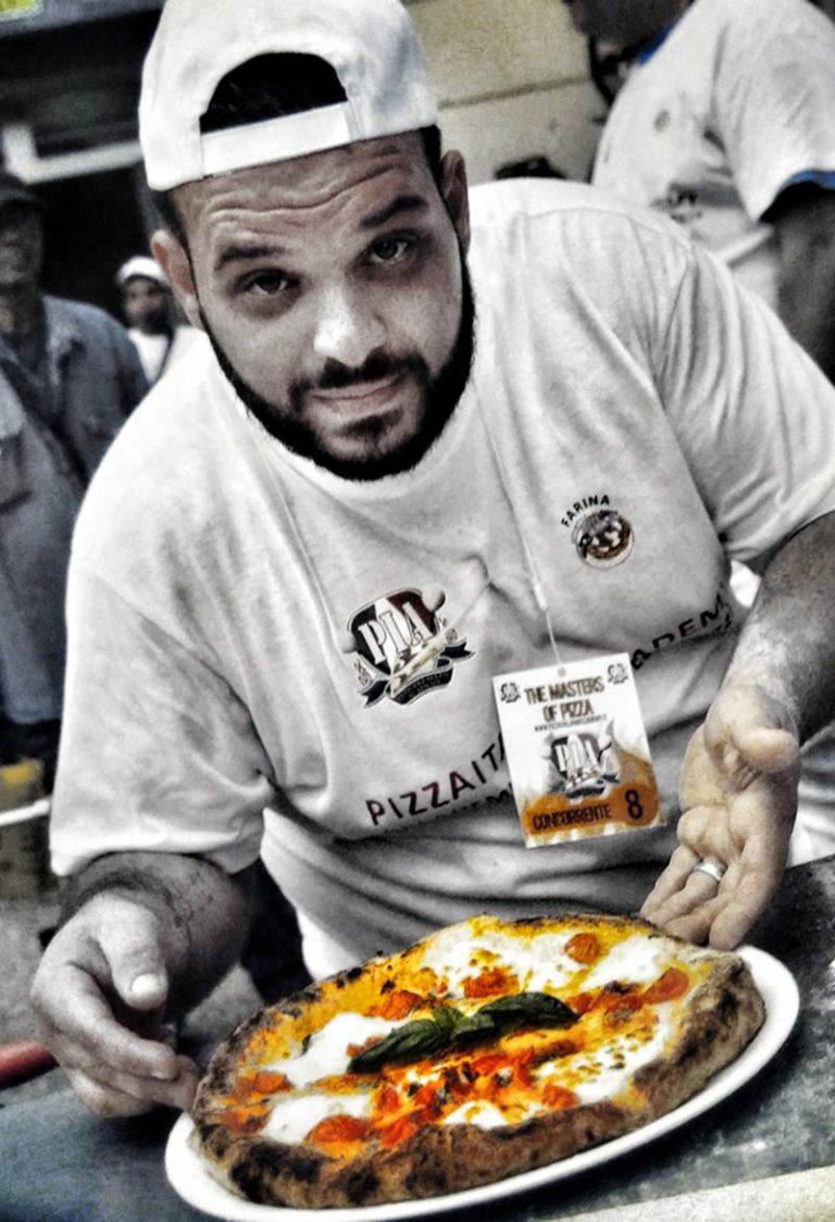 Pizza da Oscar: un vibonese a rappresentare la Calabria al campionato mondiale