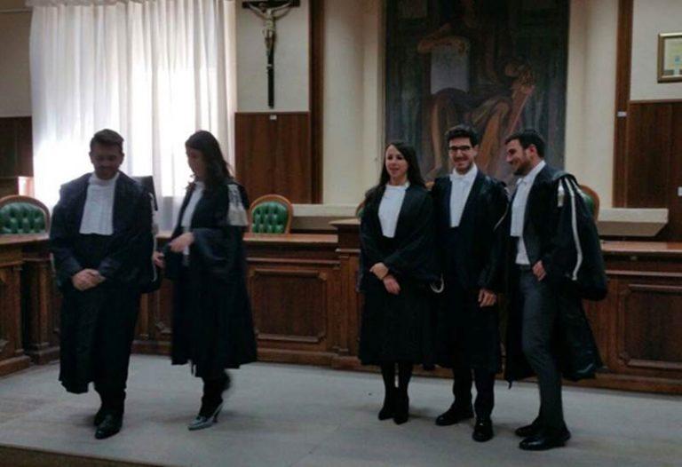 Tribunale di Vibo Valentia: arrivati cinque nuovi magistrati