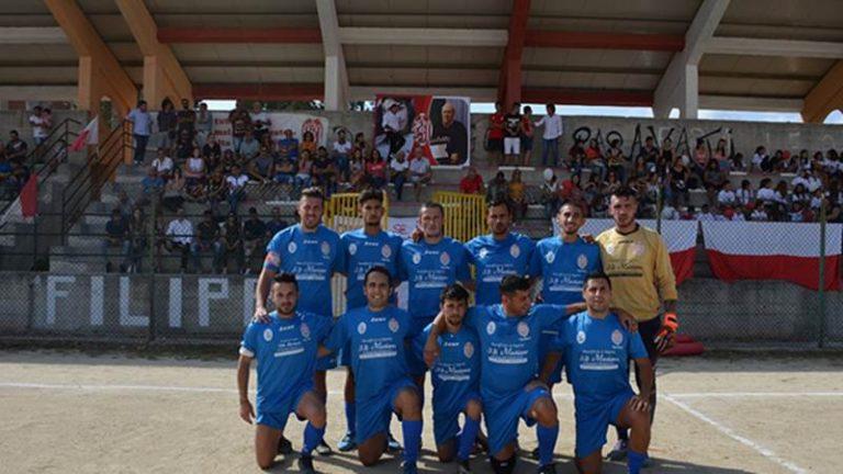Campionato regionale di Prima categoria, terza vittoria consecutiva per il Real Mileto