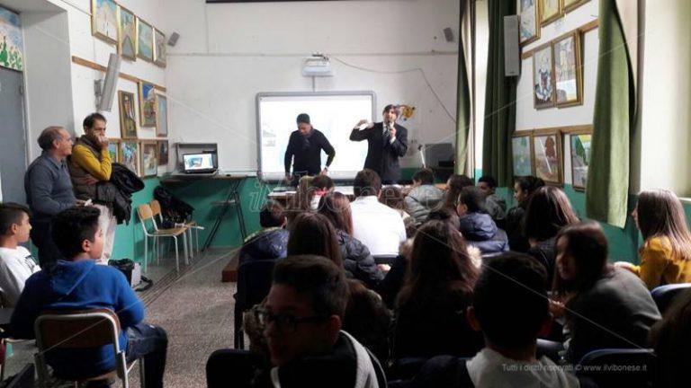 Mileto, l'Anas a scuola per insegnare sicurezza stradale